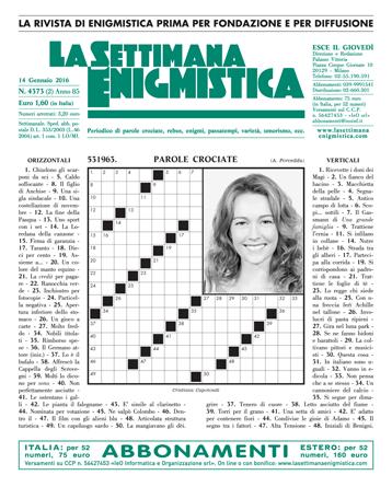 Settimana Enigmistica Online
